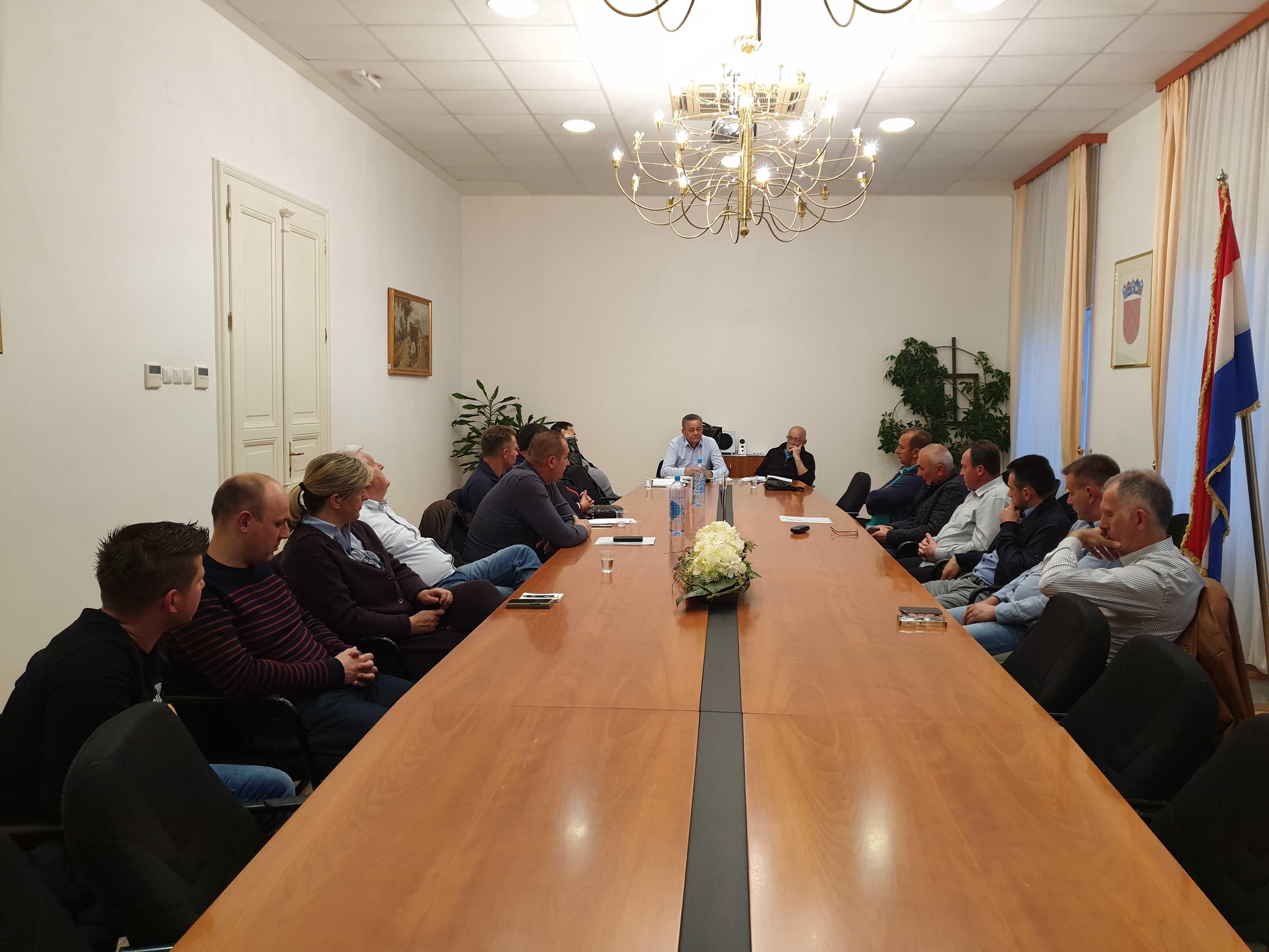 Mreža nezavisnih lista održala sjednicu Glavnog odbora