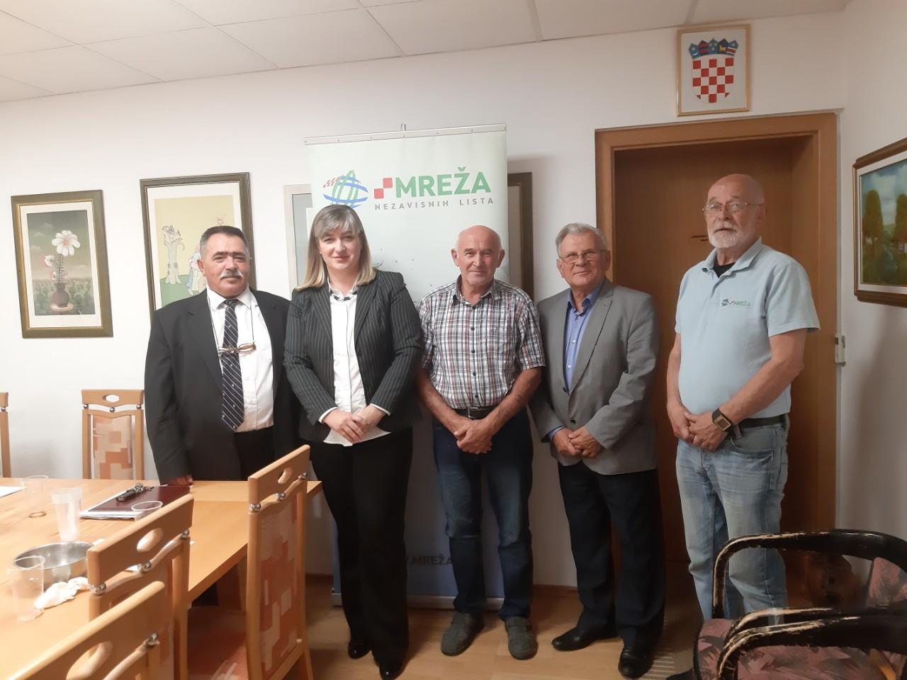 Održana redovna sjednica Vijeća ogranka Hlebine