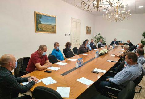 Održana sjednica proširenog Predsjedništva