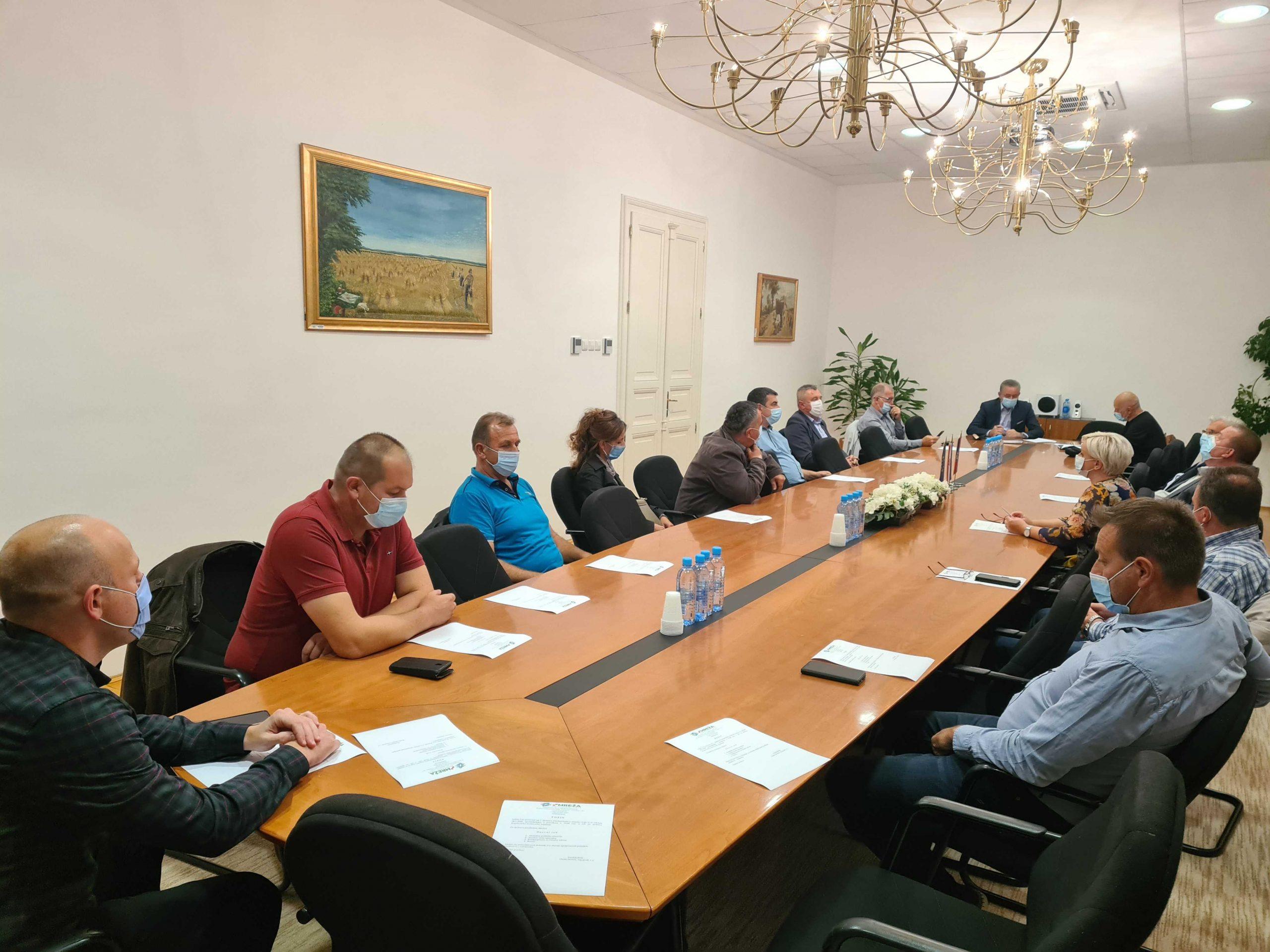 Održana sjednica Glavnog odbora