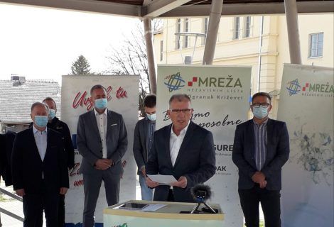 Predstavljeni kandidati za gradonačelnika i zamjenika gradonačelnika Križevaca