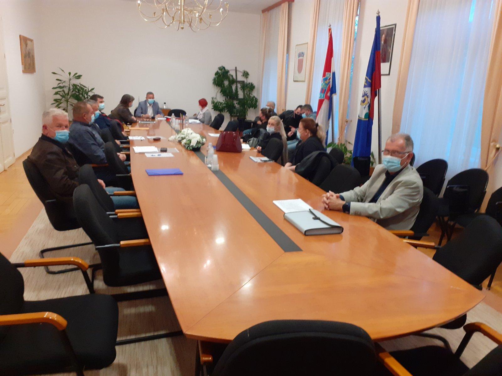 Usvojena lista za Skupštinu Koprivničko-križevačke županije