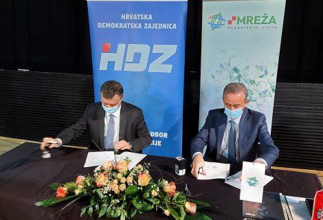 Darko Koren (Mreža) i Ratimir Ljubić (HDZ) idu po novi mandat na čelu Koprivničko-križevačke županije